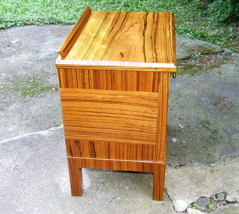 Art Deco nightstand.