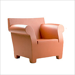 Philippe Starck's Bubble Club Chair.